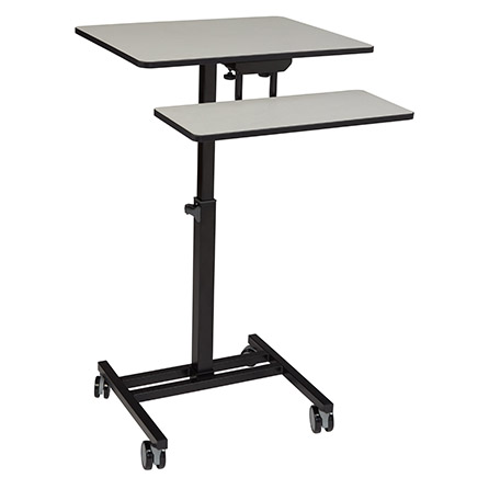 Sit and Stand Student Desk