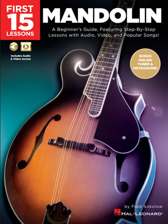 First 15 Lessons: Mandolin