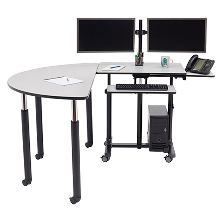 Sit and Stand Desk Kits