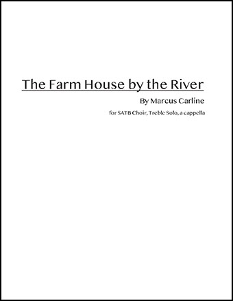 A Farm House by the River P.O.D.