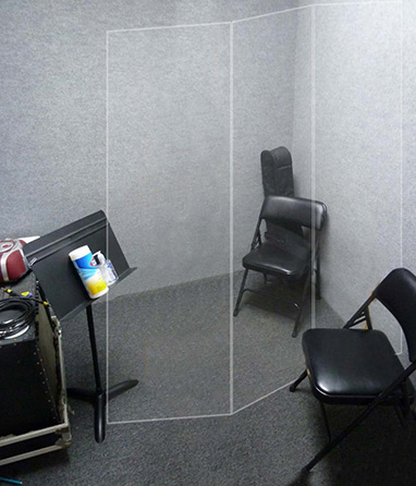 Lesson Room Divider