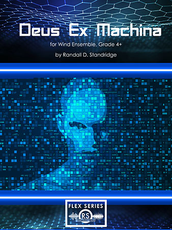 Deus ex Machina choral sheet music cover