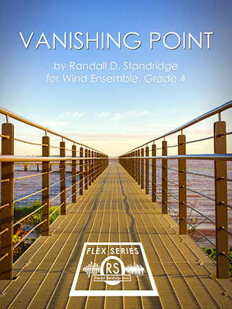 Vanishing Point choral sheet music cover