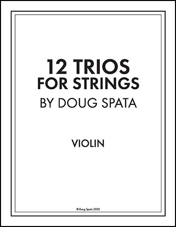 12 Trios for Strings