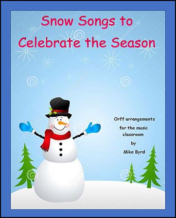 Snow Songs to Celebrate the Season