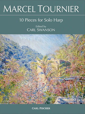 10 Pieces for Solo Harp