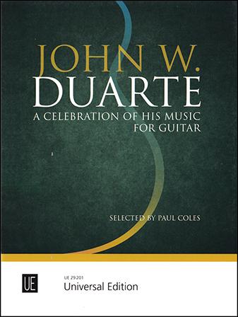 John W. Duarte: A Celebration of His Music
