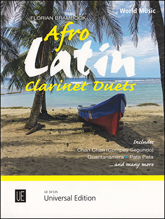 Afro Latin Clarinet Duets