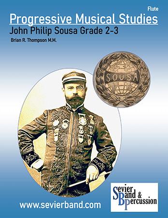 Progressive Musical Studies: Sousa Grade 2 - 3