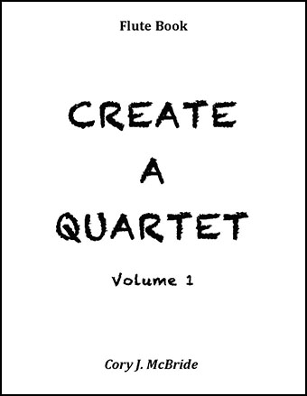 Create A Quartet, Volume 1