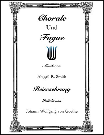 Choral and Fugue