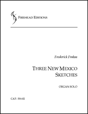 Three New Mexico Sketches