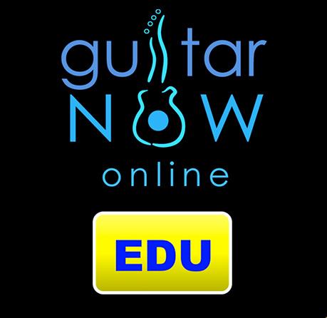 Guitar Now Online EDU Class Packs