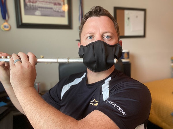 Performance Series Face Mask - Flute
