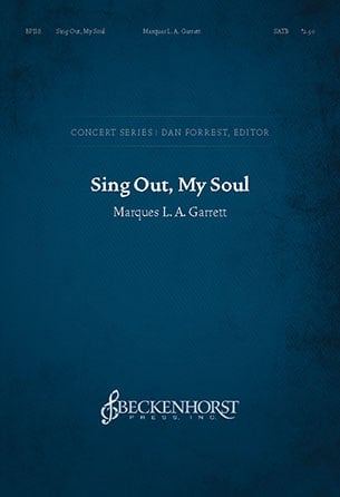 Sing Out, My Soul!