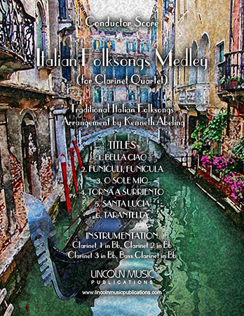 Italian Folksongs Medley