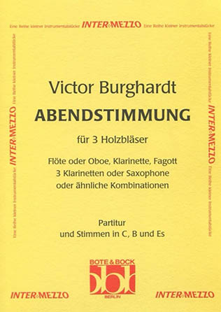 Abendstimmung for Three Woodwinds