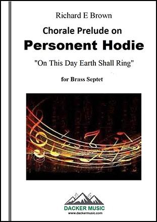 Chorale Prelude on Personent Hodie