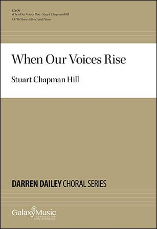 When Our Voices Rise choral sheet music