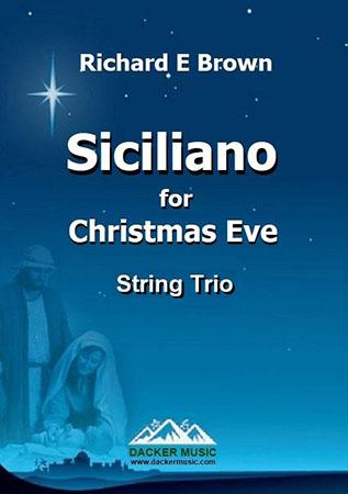 Siciliano for Christmas Eve