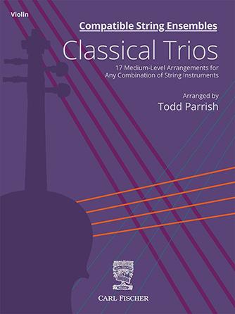 Compatible String Ensembles: Classical Trios