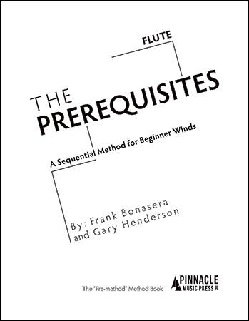 The Prerequisites