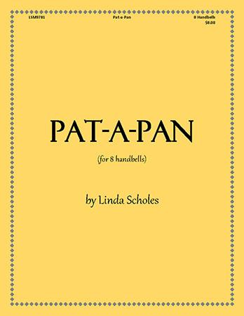 Pat-a-Pan (for 8 handbells)