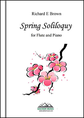 Spring Soliloquy - Flute
