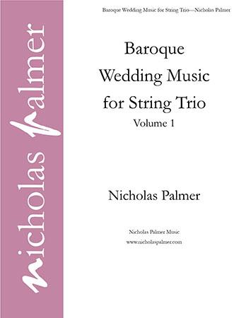 10 Baroque Pieces for Weddings