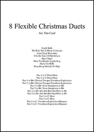 8 Flexible Christmas Duets