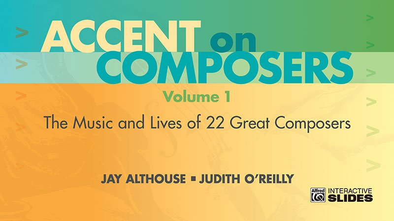 Accent on Composers, Vol. 1