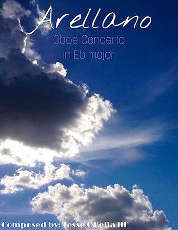 (Arellano) Oboe Concerto no.1
