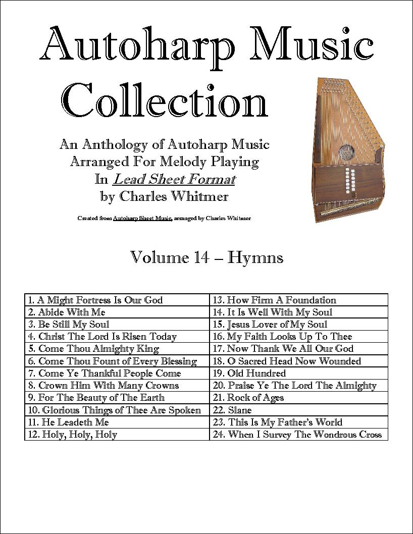 Autoharp Music Collection