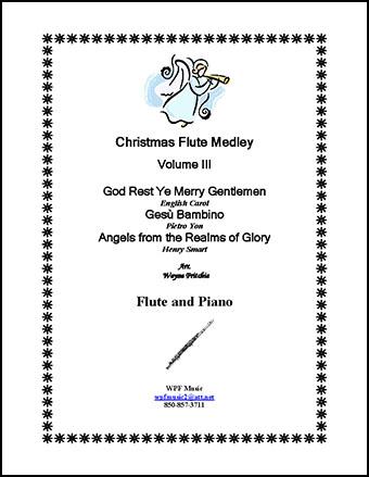 Christmas Flute Medley Volume III