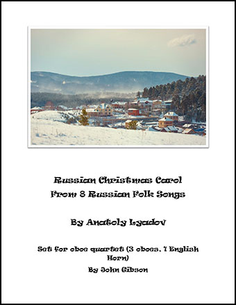 Russian Christmas Carol