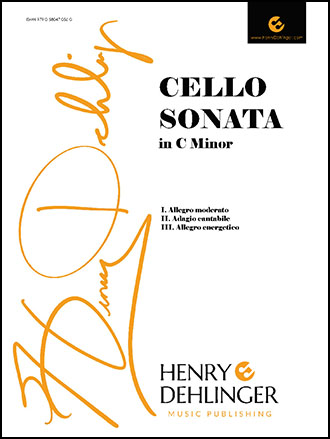 Cello Sonata in C Minor Thumbnail