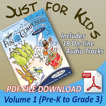 Just for Kids Guides