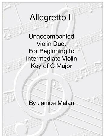 Allegretto II