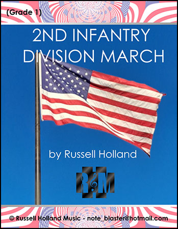2nd Infantry Division March