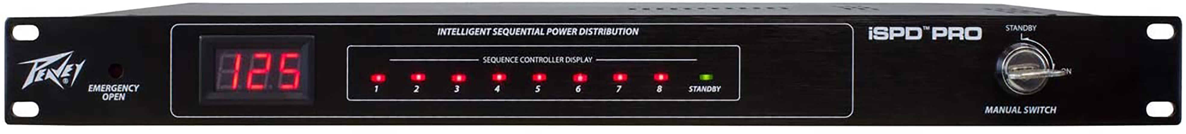 Peavey ISPD Pro Programmable Power Sequencer