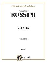 Zelmira-Vocal Score