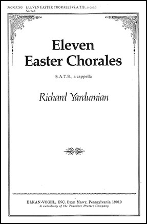 11 Easter Chorales