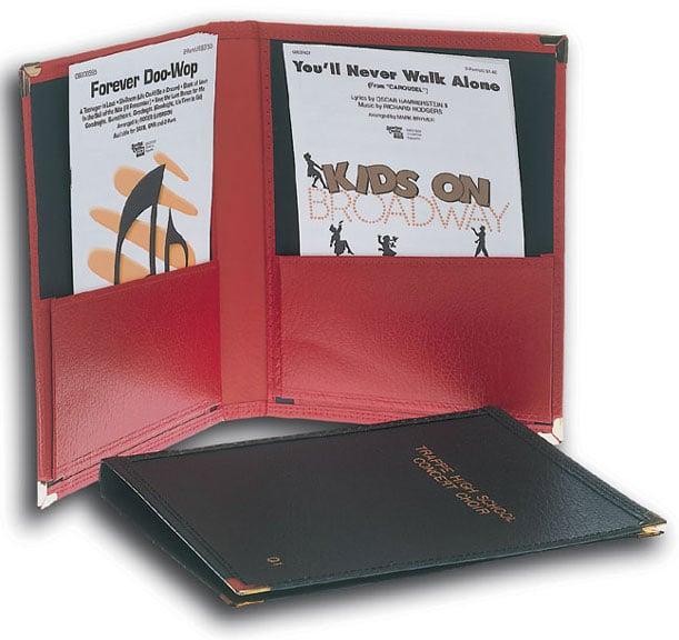 Model 801 Choral Folder
