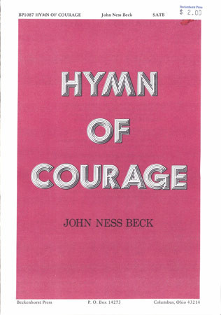 Hymn of Courage