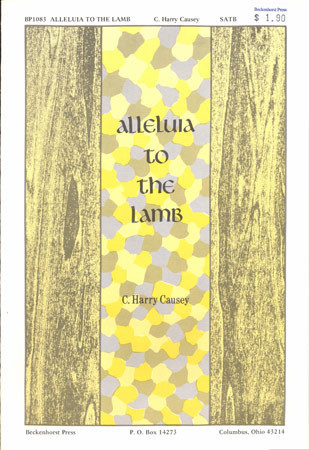 Alleluia to the Lamb