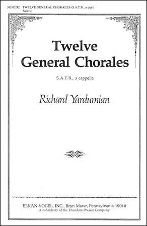 12 General Chorales