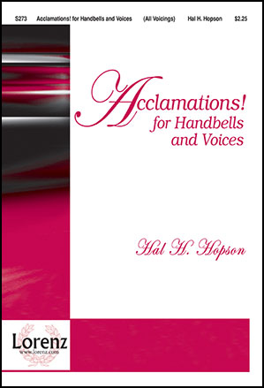 Acclamations for Handbell/Voice No. 1