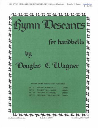 Hymn Descants for Handbells No. 1