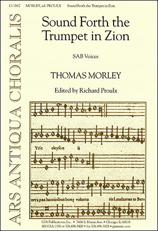 Sound Forth the Trumpet in Zion
