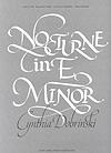Nocturne in E minor